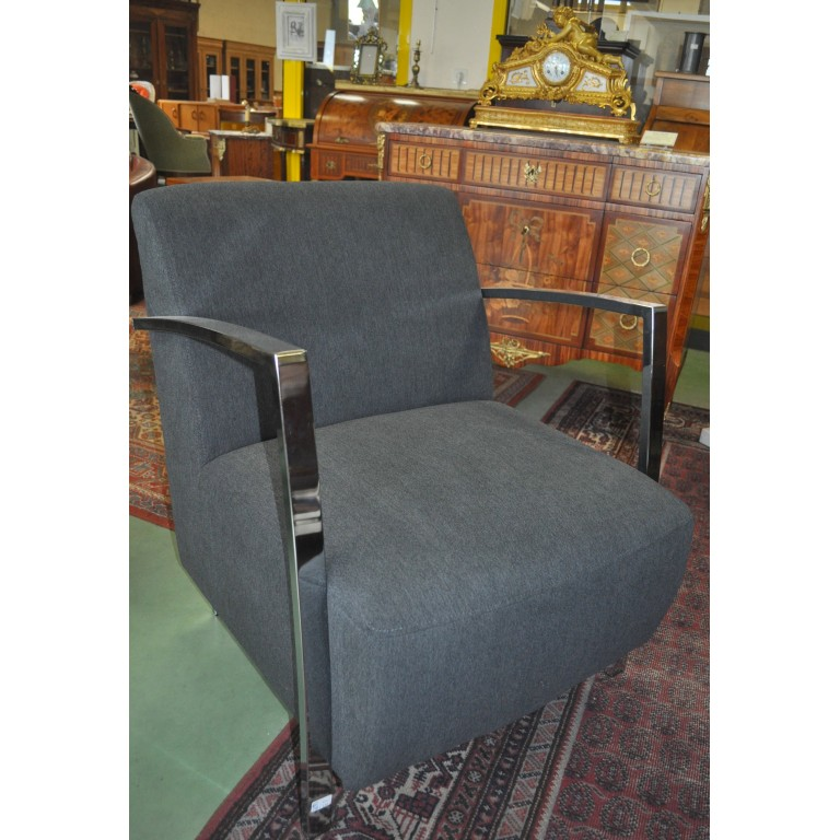 Paire de fauteuils vintage neufs