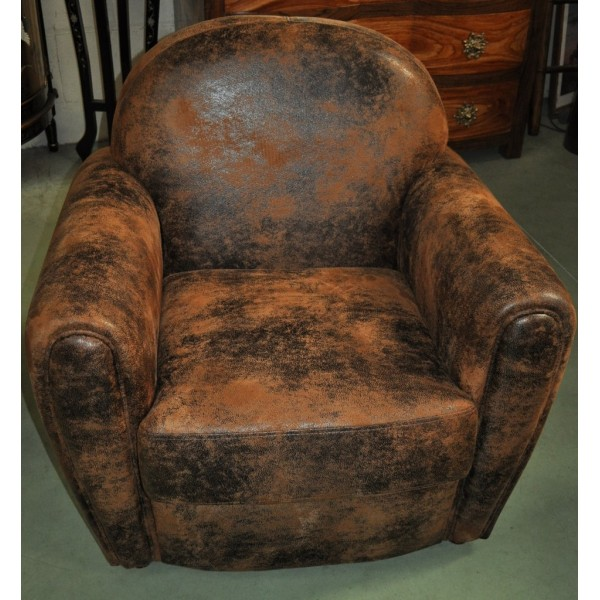 2 fauteuils club. Black Bedroom Furniture Sets. Home Design Ideas